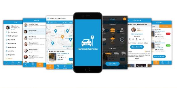 ionic-mobile-app
